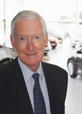 Business Car Contracts MD - Tony Read
