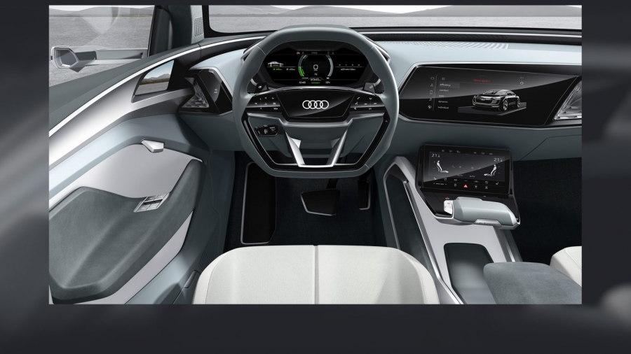 the new audi e tron quattro business car contracts blog. Black Bedroom Furniture Sets. Home Design Ideas
